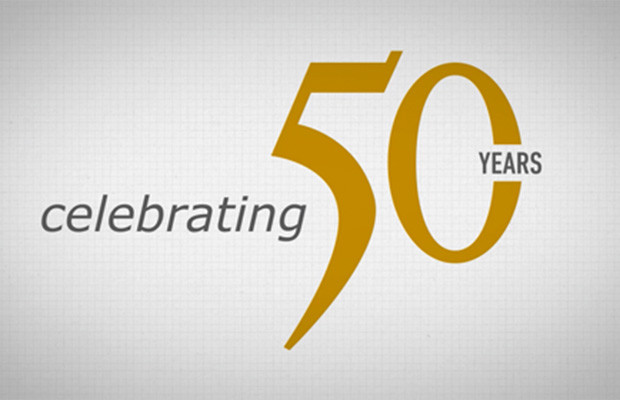 Celebrating Years in Business Celebrating 50 Years in